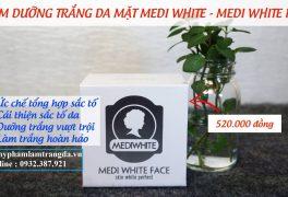 Mua kem trắng da mặt Medi White ở đâu chính hãng và đúng giá?